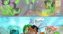Opening Comparison by /mlp/